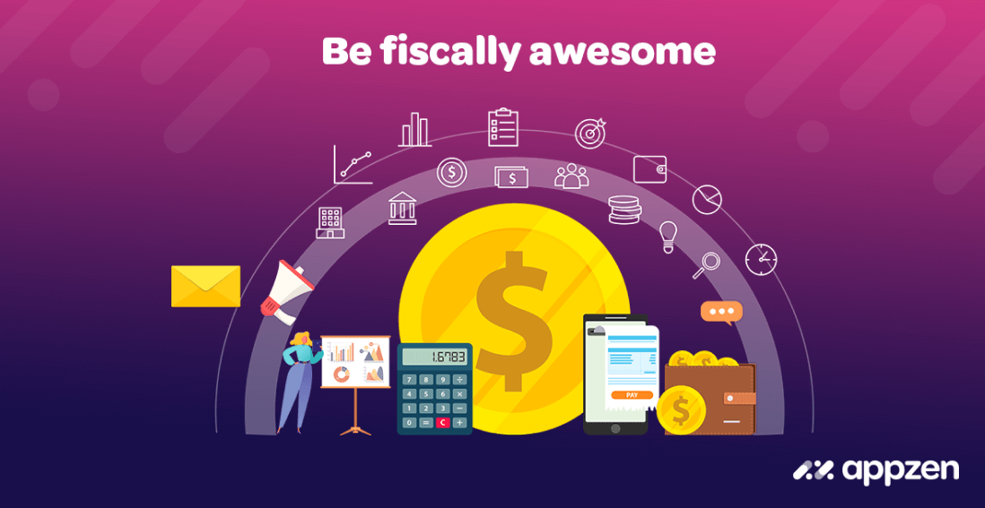 Be fiscally awesome