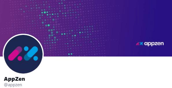 AppZen Twitter banner