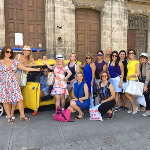Socialfix Media Attends Cultural Networking Trip to Havana with Leading Women Entrepreneurs