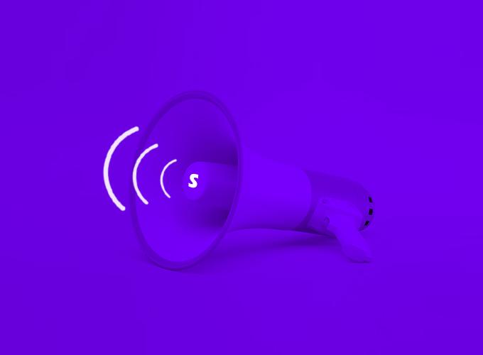 purple_megaphone