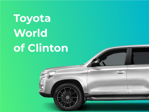 Toyota World of Clinton