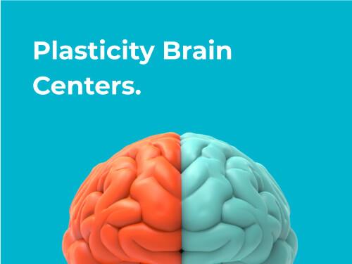 Plasticity Brain Centers