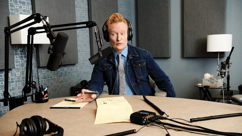Conan O'Brien Needs a Friend Podcast