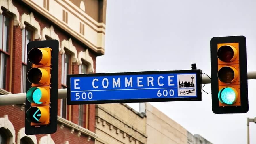 E Commerce Sign