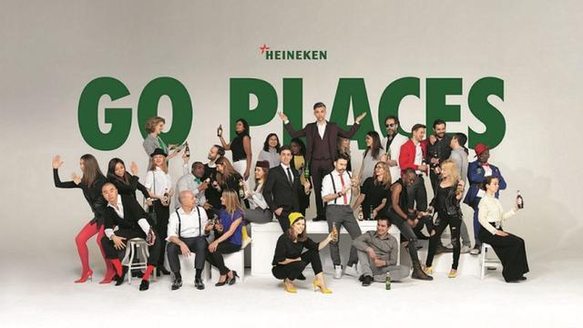 Heineken Interactive Web Design Video