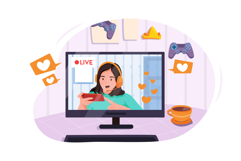 Online Live Event